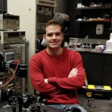 ME Graduate Receives Fellowship to Develop Quantum Information Technologies