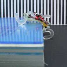 Bilkent Minyatür Robotik Laboratuvarı'nın esnek minyatür robotu SQuad haberlerde