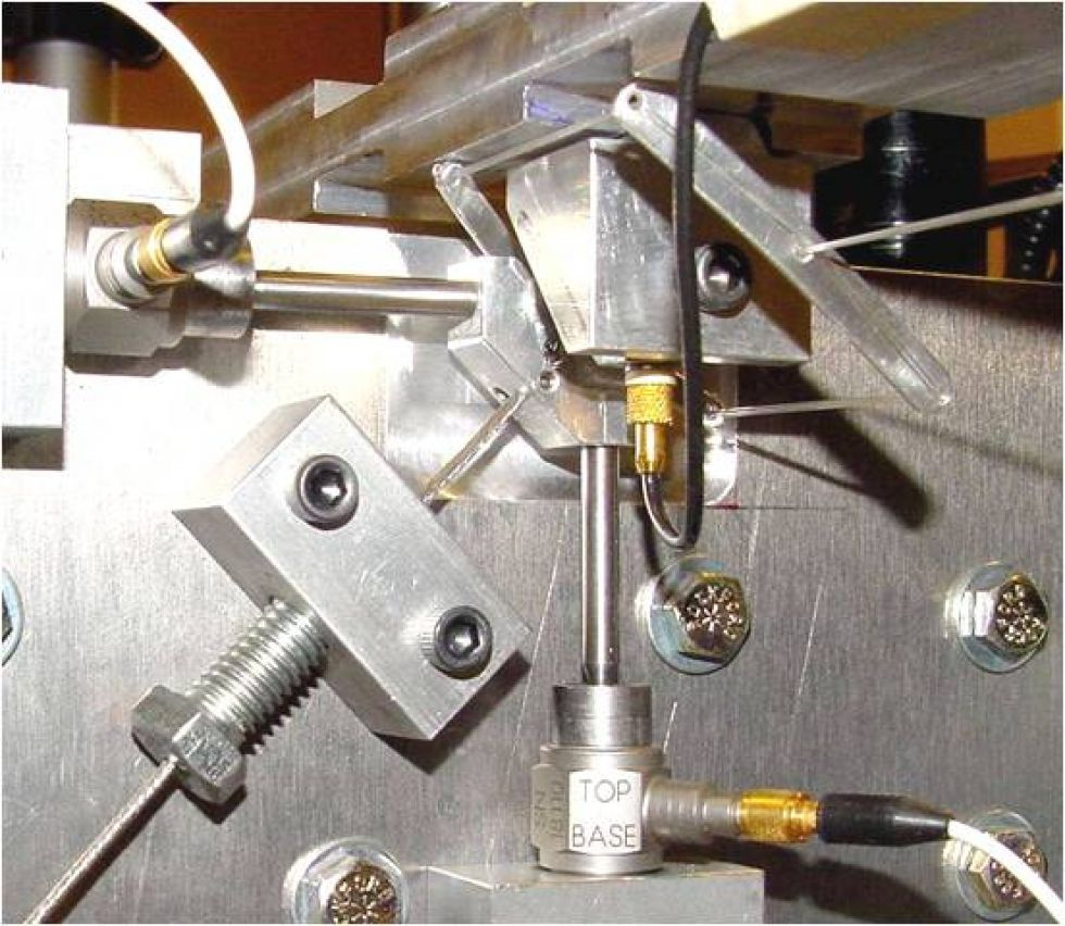 Friction and Contact Damping