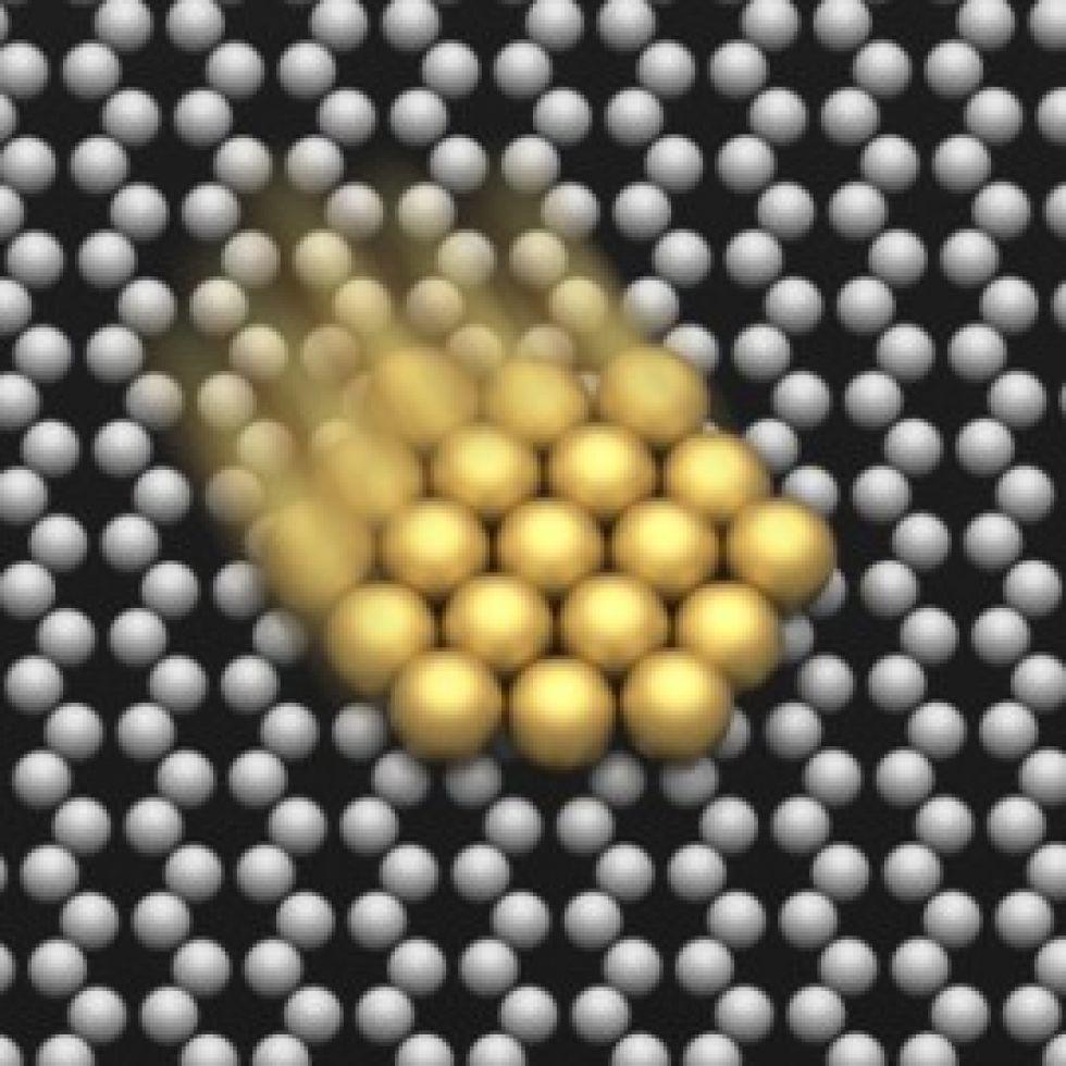 Arayüz Yapısının Nano Ölçekteki Sürtünme Üzerine Etkisinin Araştırılması